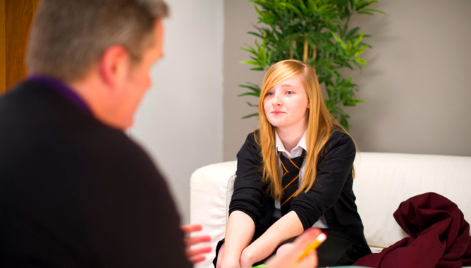 the career of a clinical child psychologist